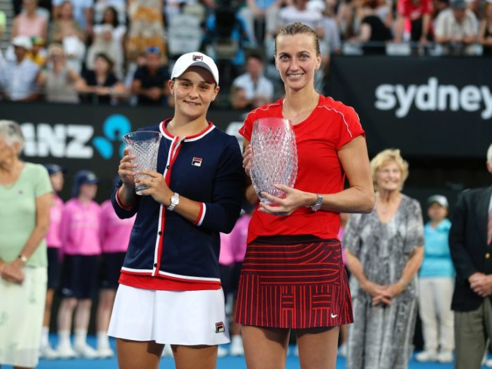 Petra Kvitova Ashleigh Barty Ponturi tenis Australian Open 22 ianuarie 2019