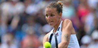 Ponturi Tenis Karolina Pliskova Alison Riske WTA Eastbourne 26.06.2017