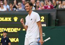 Ponturi Tenis Ruben Bemelmans Danil Medvedev ATP Wimbledon 05.07.2017
