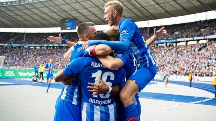 Image result for werder bremen hertha 2018