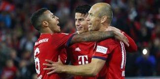 Ponturi fotbal Bayern Munchen Augsburg