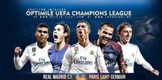 Ponturi fotbal Real Madrid PSG