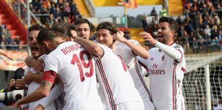 Ponturi pariuri – AC Milan – Benevento – Italia – 21.04.2018