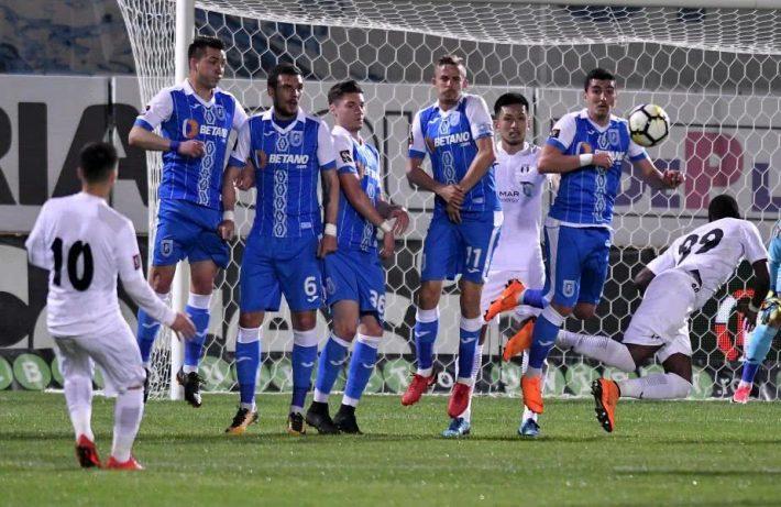 Astra Giurgiu - U Craiova: gol Koljic (72) pentru 0-3 ...   Astra Craiova