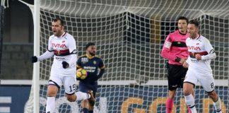 Ponturi pariuri – Genoa – Hellas Verona – Italia Serie A – 23.04.2018