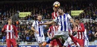 Ponturi pariuri – Sociedad – Atletico Madrid – Spania La Liga – 19.04.2018