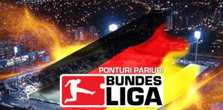 Ponturi pariuri Germania Bundesliga