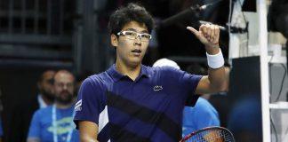 Ponturi tenis Andrey Rublev Hyeon Chung ATP NextGen 11.11.2017