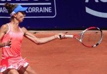 Ponturi tenis Mihaela Buzarnescu Tamara Zidansek WTA Bucharest 18.07.2018