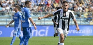 Predictii fotbal – Empoli – Juventus – Italia Serie A – 27.10.2018