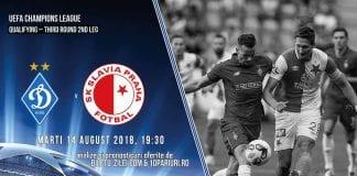 Pronosticuri Dynamo Kiev Slavia Praga