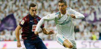 Pronosticuri pariuri Eibar Real Madrid