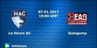 Pronosticuri pariuri Guingamp vs Le Havre