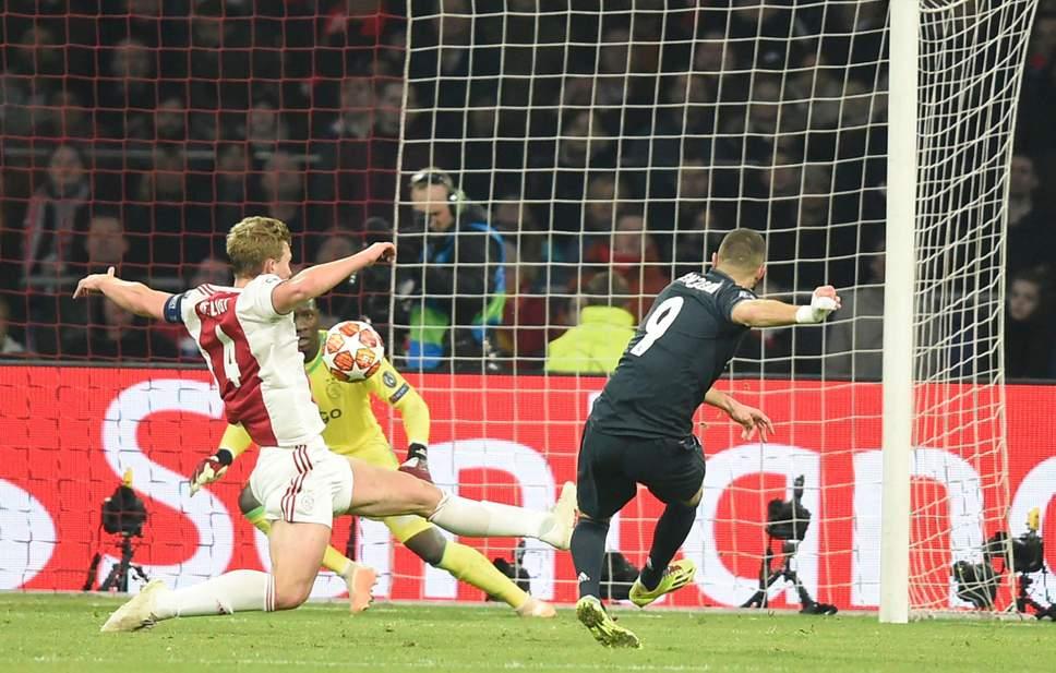 Real Madrid vs Ajax Amsterdam ponturi pariuri - Liga Campionilor - 5 martie 2019 1