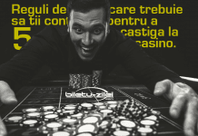 Reguli de care trebuie sa tii cont pentru a castiga la casino