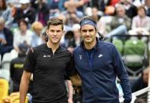 Roger Federer Dominic Thiem Ponturi tenis ATP Finals 13.11.2018