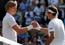 Roger Federer Kevin Anderson Ponturi tenis ATP Finals 15.11.2018