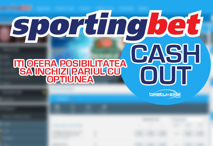 Sportingbet Cashout