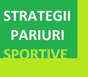 Strategii pariuri