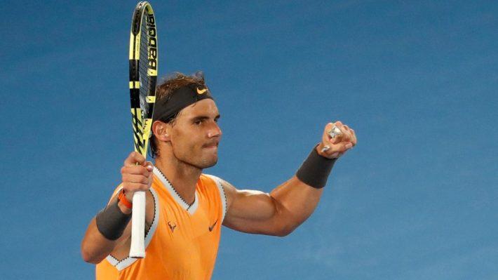 Francis Tiafoe – Rafael Nadal – Ponturi tenis – Australian Open – 22 ianuarie 2019 1