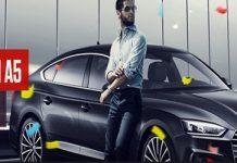Tombola marele premiu Audi