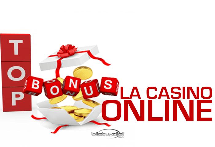Lista de bonusuri fără depunere la casino online în 2018