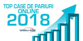 Top case de pariuri online 2018
