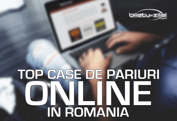 Top case de pariuri online in Romania