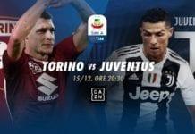 Torino – Juventus – ponturi pariuri Italia Serie A – 15 decembrie 2018