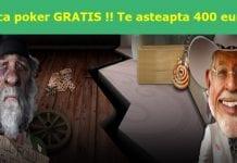 Turnee freeroll cu premii de 4.000 euro la Unibet Poker