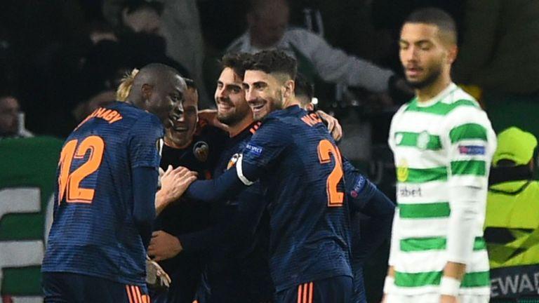 Valencia vs Celtic ponturi pariuri - Europa League - 21 februarie 2019 1