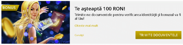 admiral casino 100 ron gratis