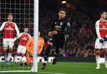 aici primesti cota 30 pentru un gol marcat in arsenal manchester united