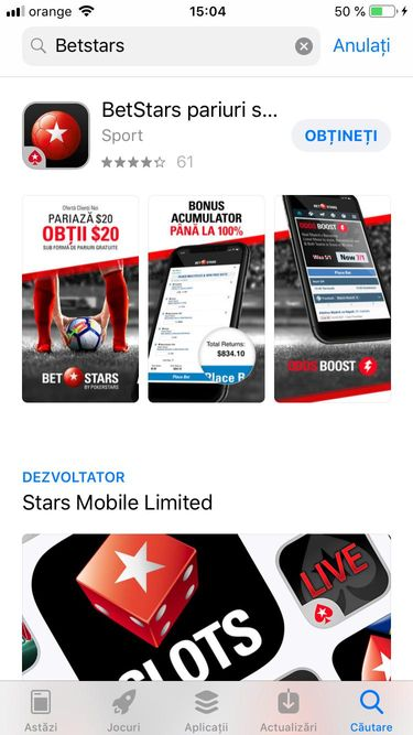 betstars app ios