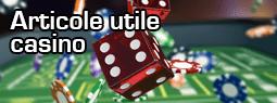 articole utile casino