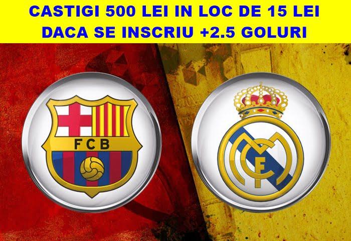 barcelona real madrid cota 50