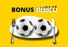 bilet bonus dublu la fortuna