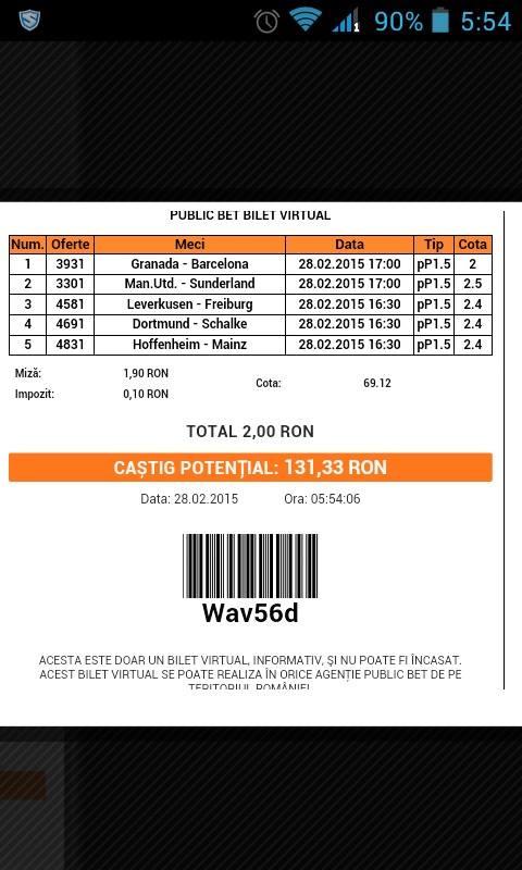 bilet2 28.02