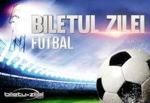biletul zilei fotbal 1
