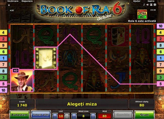 Jocuri Casino Book Of Ra Online