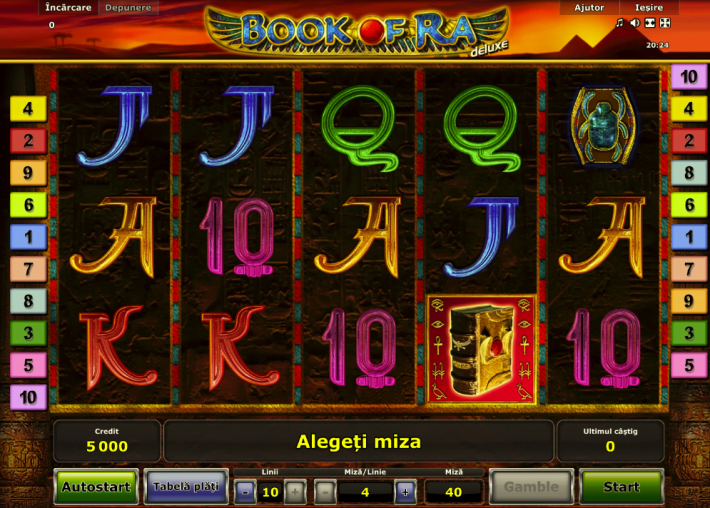 book of ra deluxe admiral casino