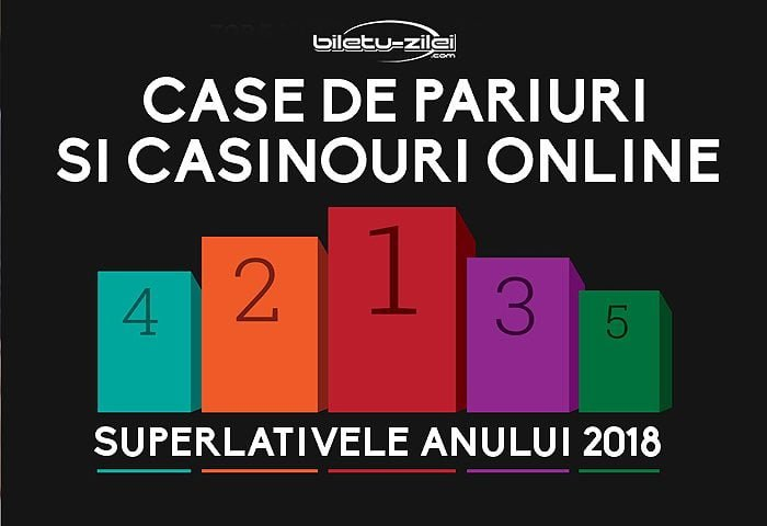 case de pariuri si casinouri online superlativele anului 2018