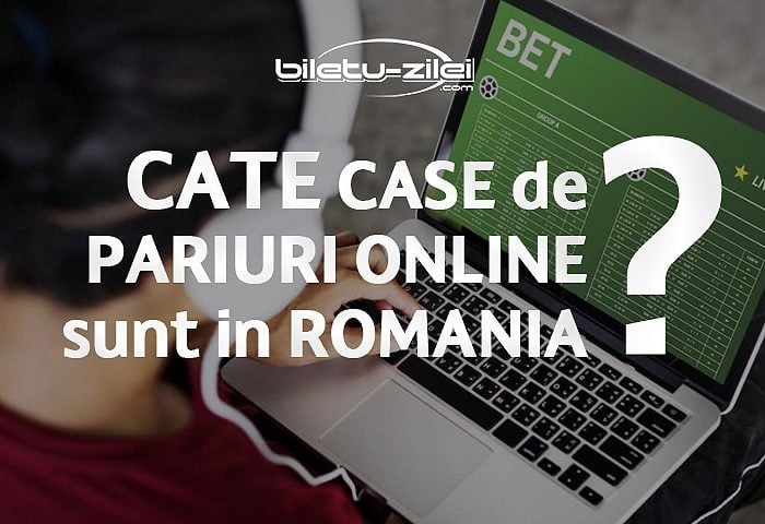cate case de pariuri online sunt in romania