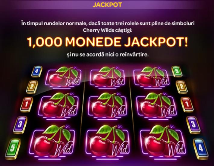 cherry trio jackpot