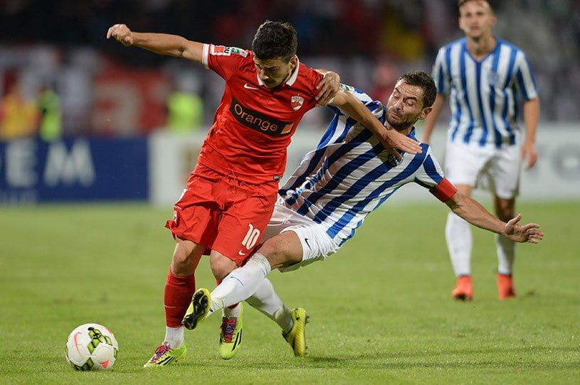 Dinamo si Poli Iasi se intalnesc in a doua etapa din Play ... |Dinamo- Poli Iasi