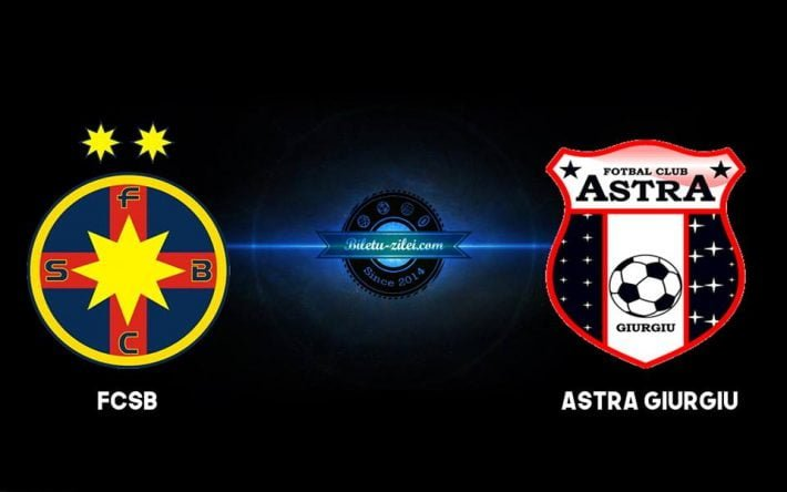 Biletul zilei | FCSB vs Astra | Beturi.ro | pariuri sportive  |Astra- Fcsb
