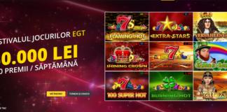 festivalul jocurilor egt la fortuna casino