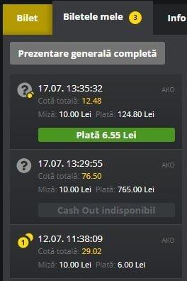 cashout fortuna bet