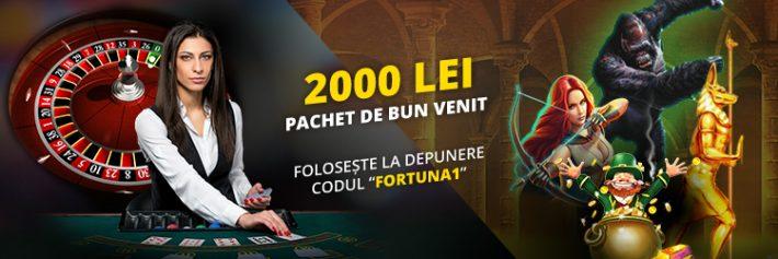 fortuna casino bonus