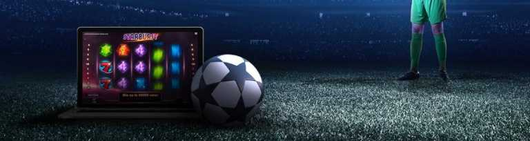 Un gol in Liga Campionilor = o rotire gratuita la Unibet Casino
